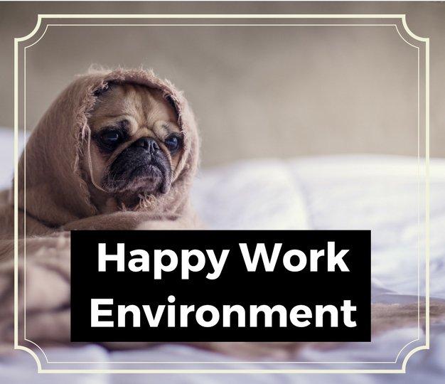 HappyWorkEnvironment