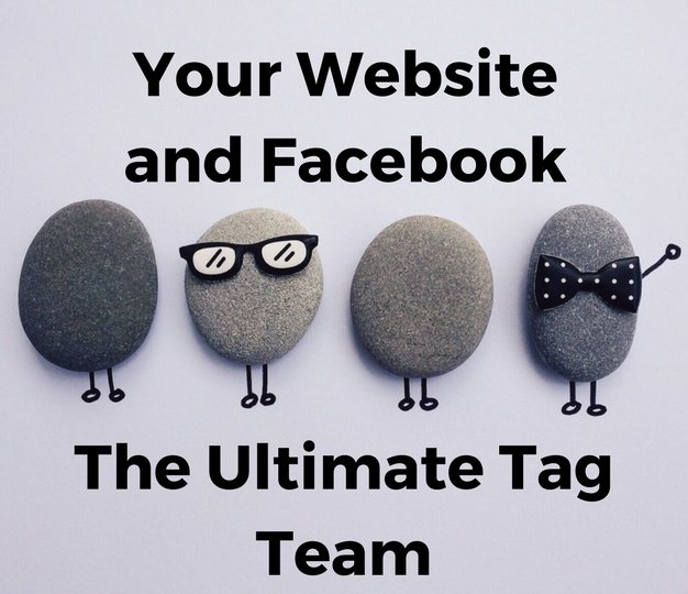 YourWebsiteandFacebookTheUltimateTagTeam