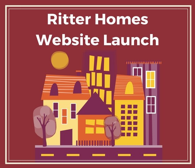RitterHomesWebsiteLaunch