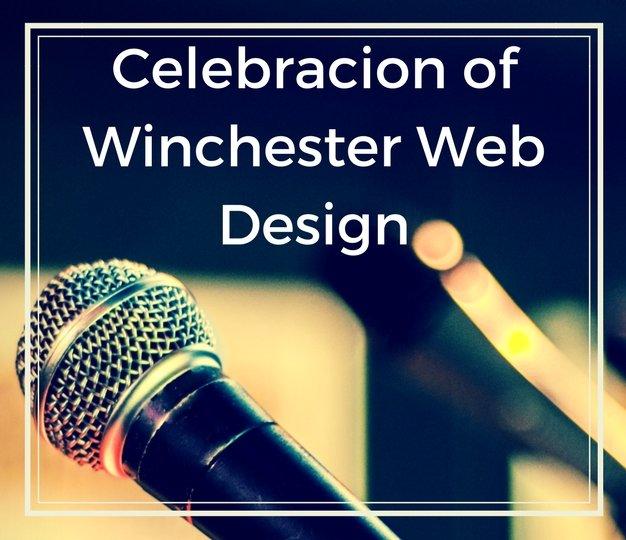 CelebracionofWinchesterWebDesign