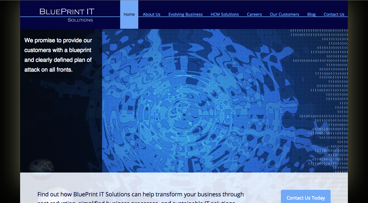 Blueprint it solutions web strategies winchester va blueprint it solutions malvernweather Gallery