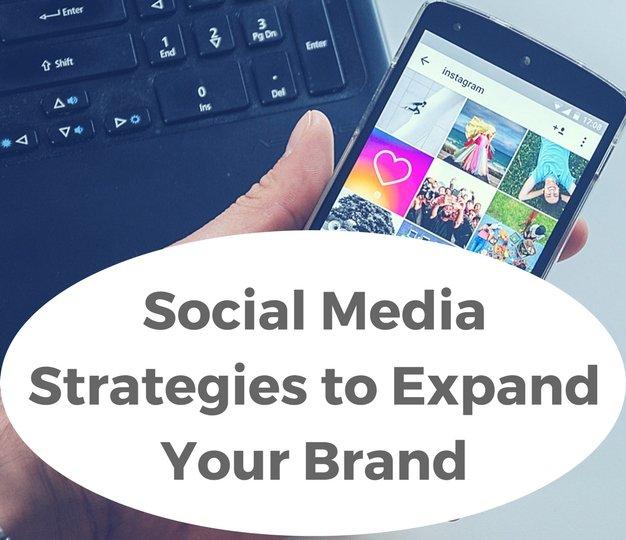 SocialMediaStrategiestoExpandYourBrand