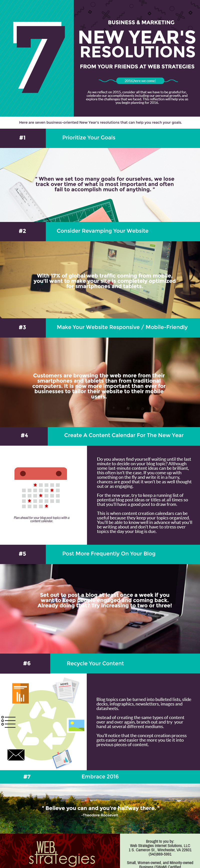 Business marketing New Year's Resolutions(1)