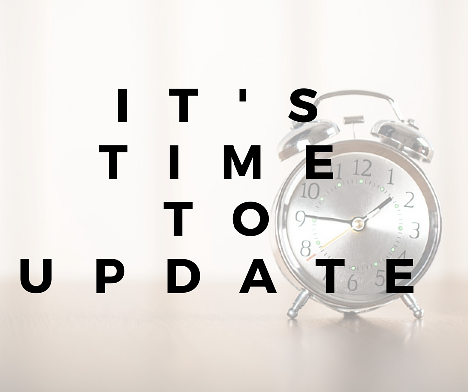 It's Time to Update Your WordPress Site