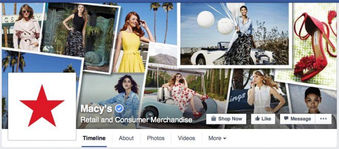 Collage Facebook Cover Ideas Macy's