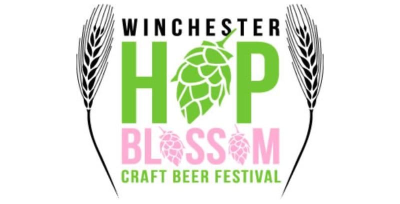 Hop Blossom Logo