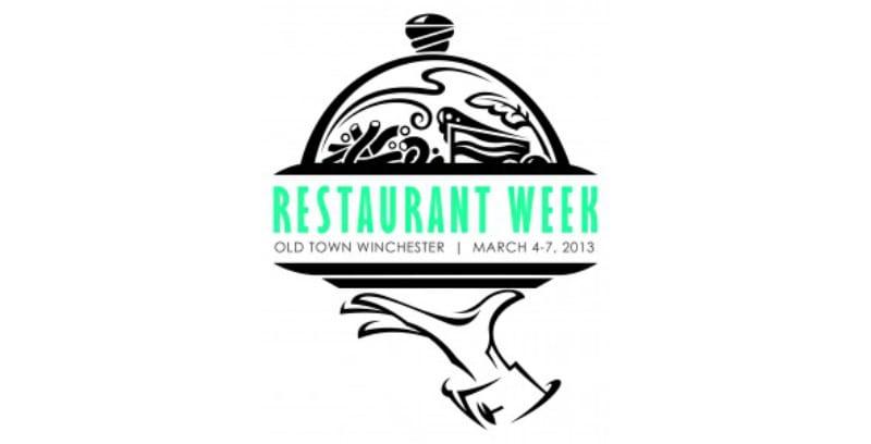 Winchester Restaurant Week Logo
