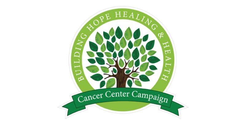 Winchester Medical Center – Cancer Center Campaign Logo Design