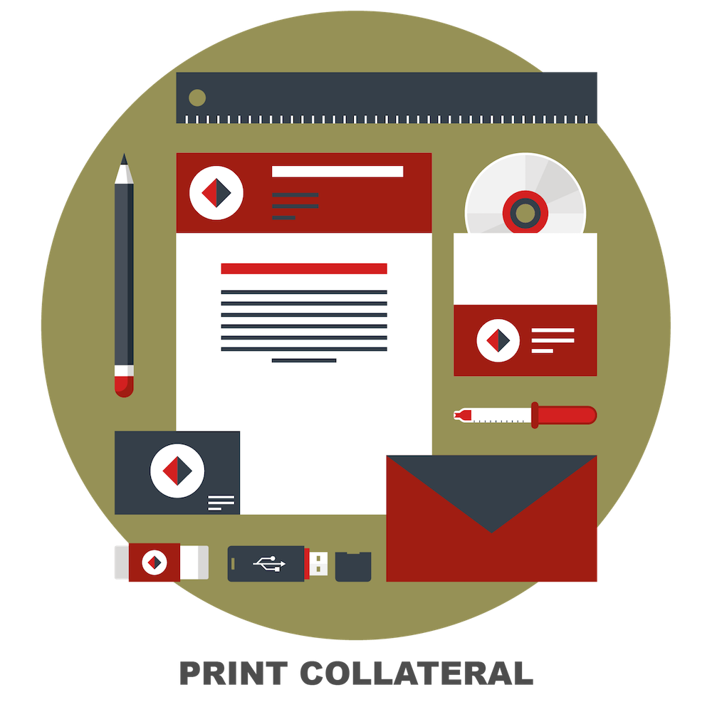 Print Collateral Services | Web Strategies | Winchester VA