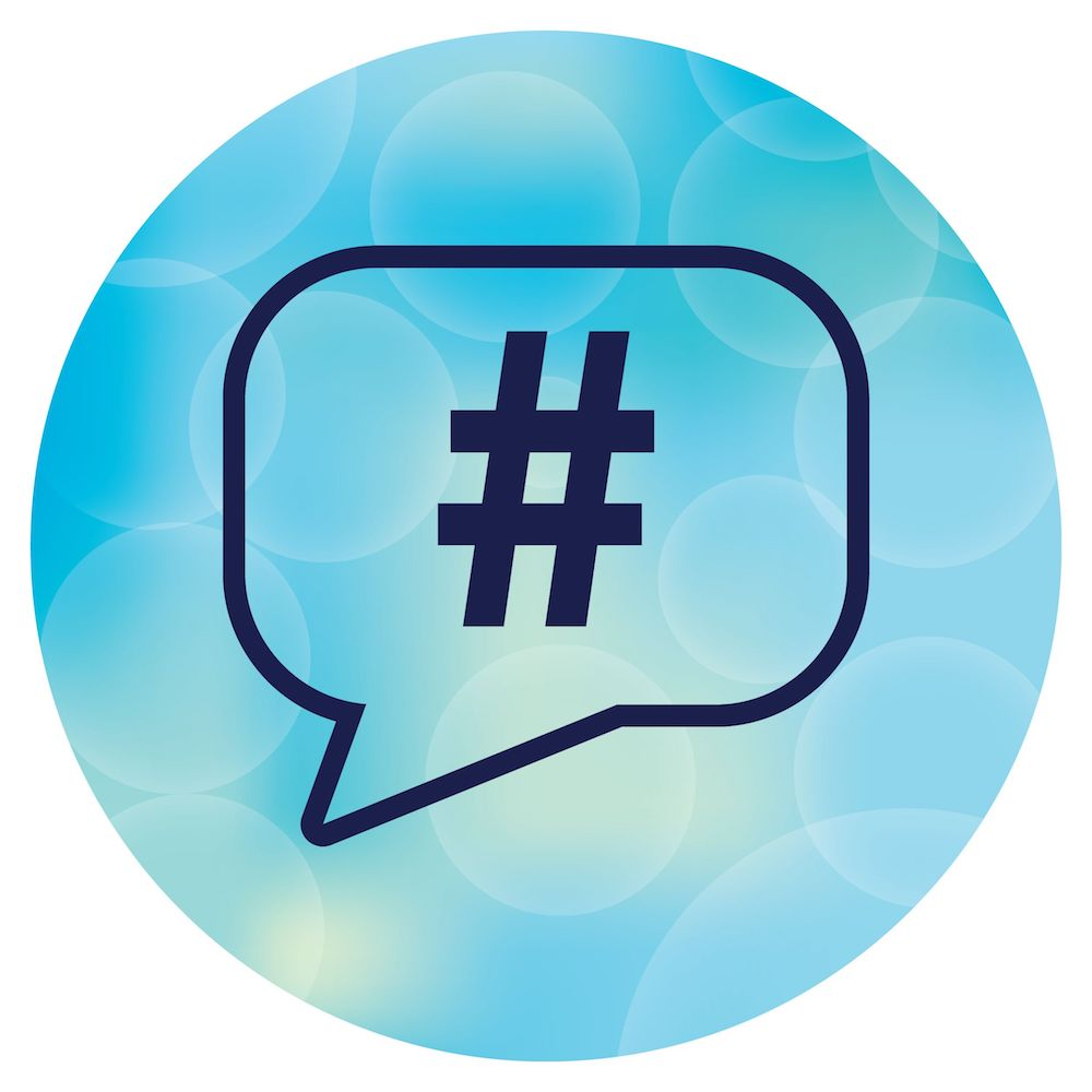 Using the right hashtags in your social media marketing
