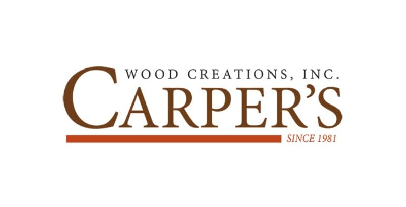 Carper's Wood Creations Logo