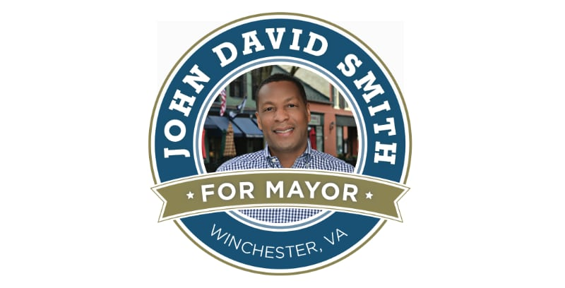 David Smith for Mayor Buttons