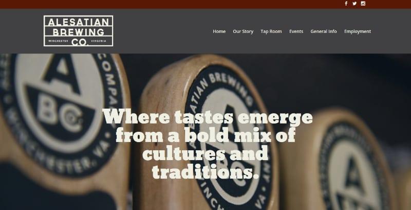 Alesatian Brewery