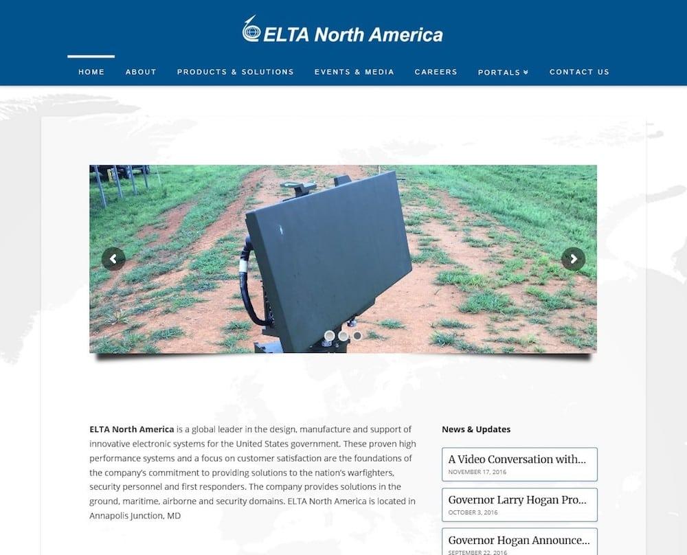 ELTA north america home page