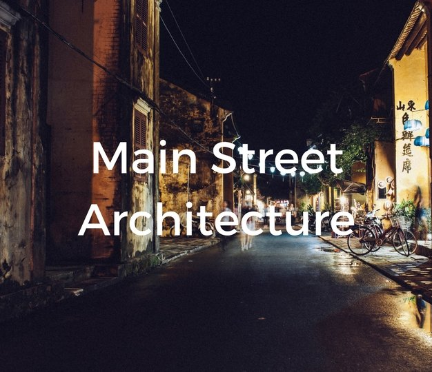 Main Street Architecture