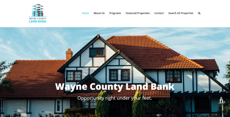 Wayne County Land Bank