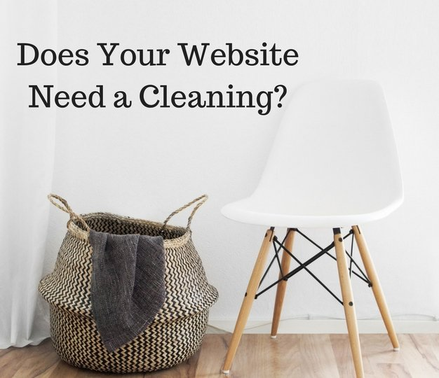 Does Your Website Need A Cleaning 2018