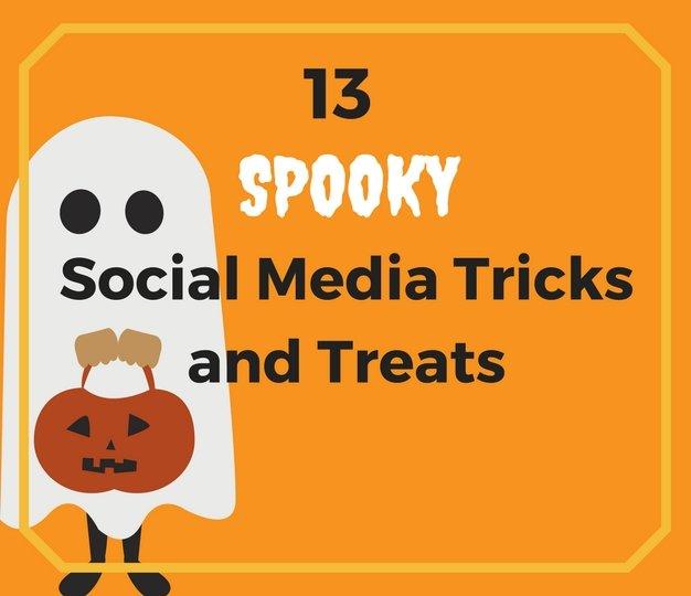 13SpookySocialMediaTricksandTreats