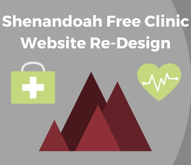 FreeClinicWebsiteRedesign