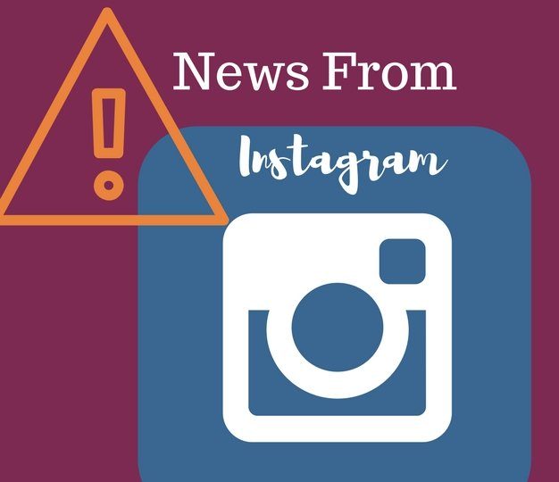 News From Instagram