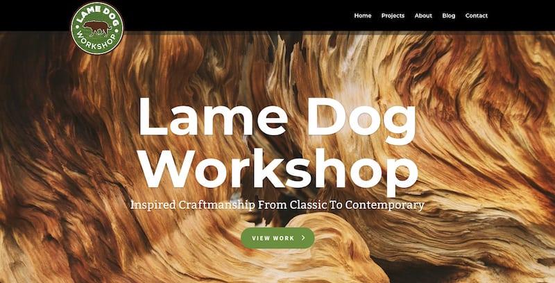 Lame Dog Workshop
