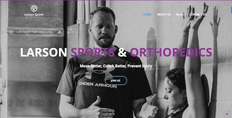 Larson Sports & Orthopedics