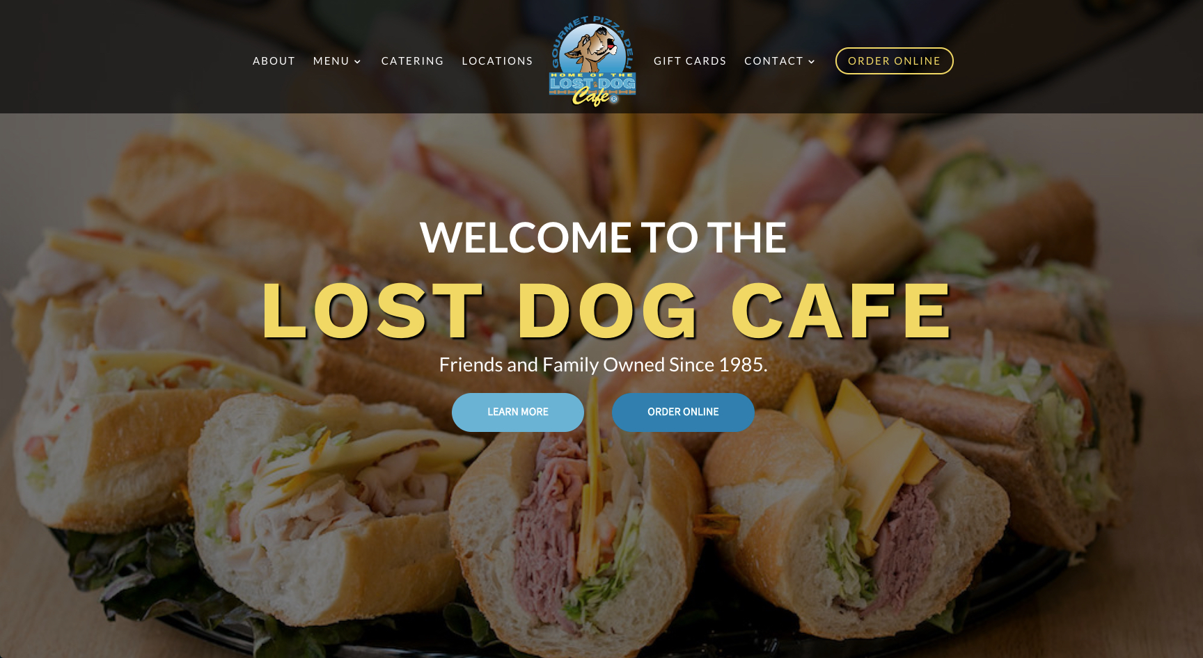 Lost Dog Cafe | Web Strategies