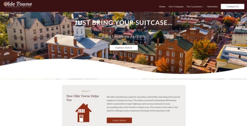 Olde Towne Corporate Suites