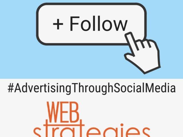 advertising through social media