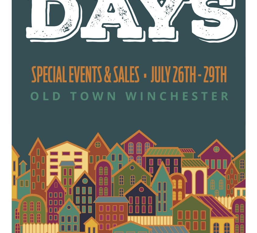 Winchester Days Poster