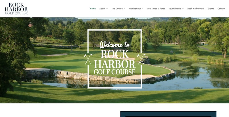 Rock Harbor Golf Course