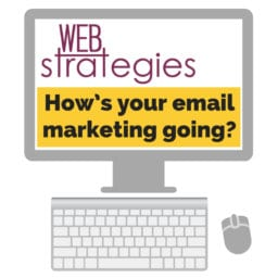 how's your email marketing going
