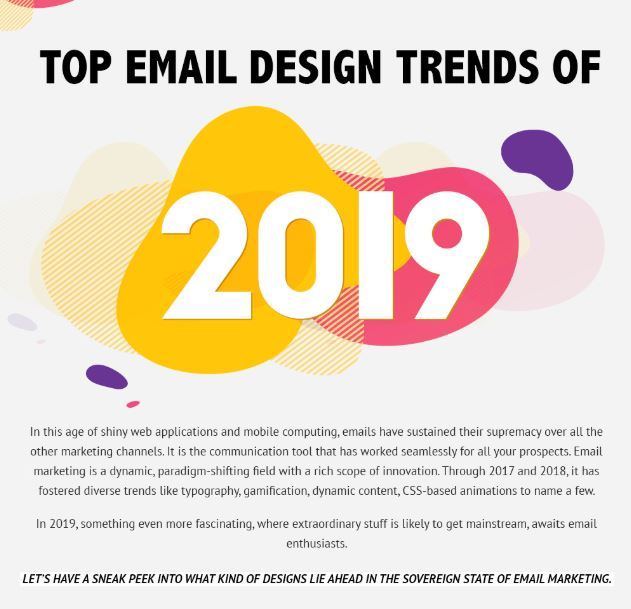 2019 Email Marketing Trends | Web Strategies