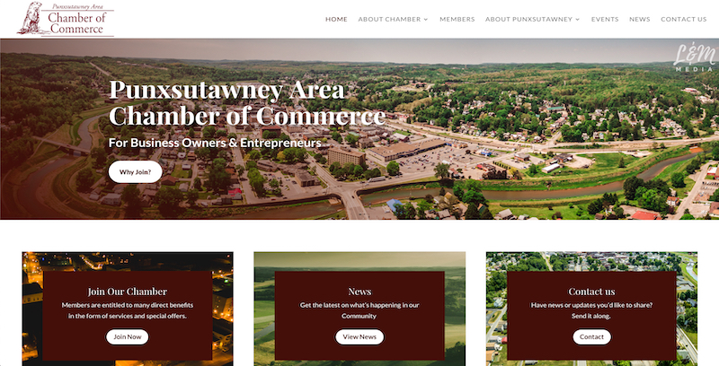 Punxsutawney Area Chamber of Commerce