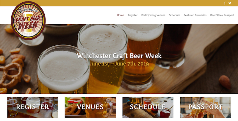 Winchester Craft Beer Week