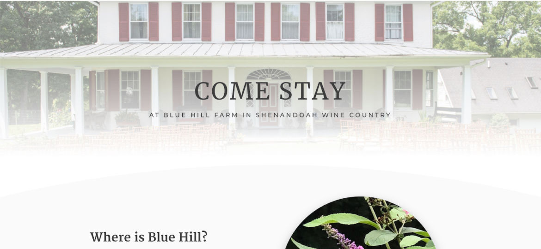 Bluehillsfarm