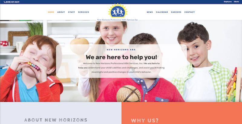 New Horizons Professional ABA