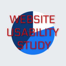 website usability study