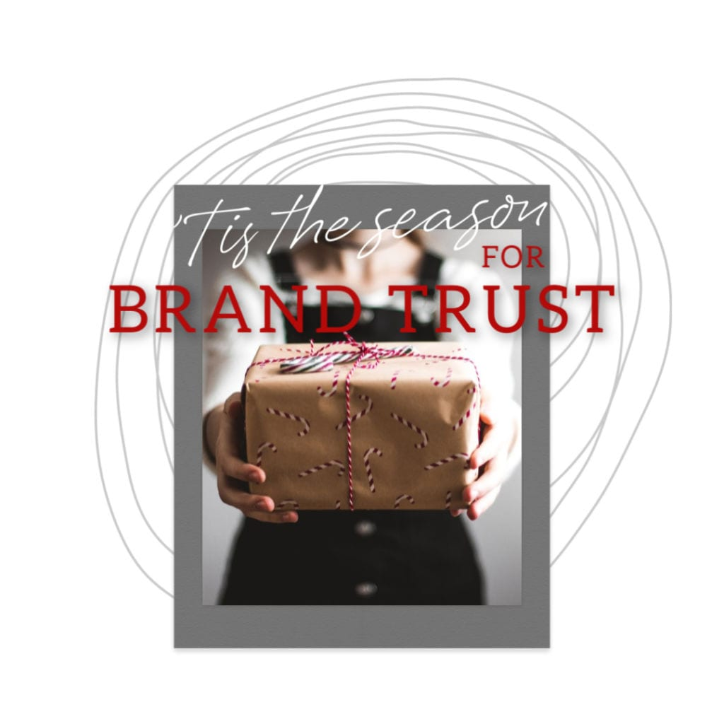 building brand trust