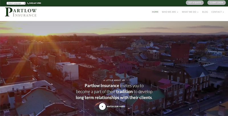 Partlow Insurance