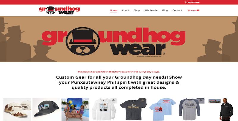Ground Hog Wear