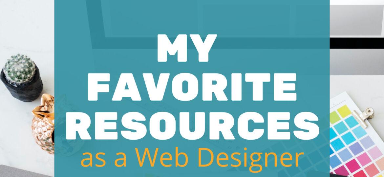 My Favorite Design Resources