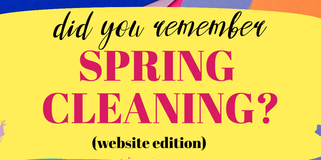Springcleaning Feature