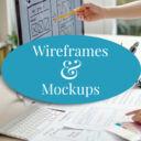 Wireframes & Mockups