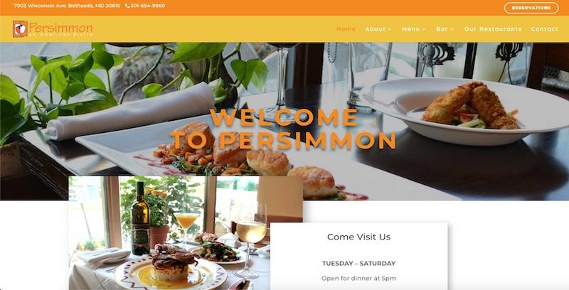 Persimmon Restaurant