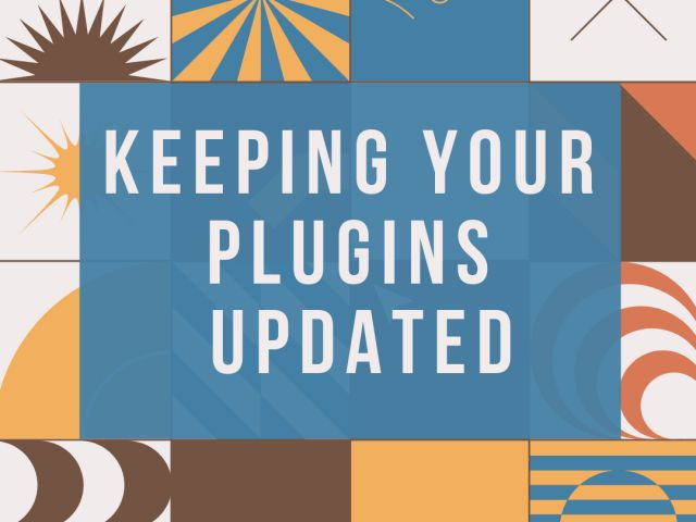 Keeping Your Plugins Updated Feature
