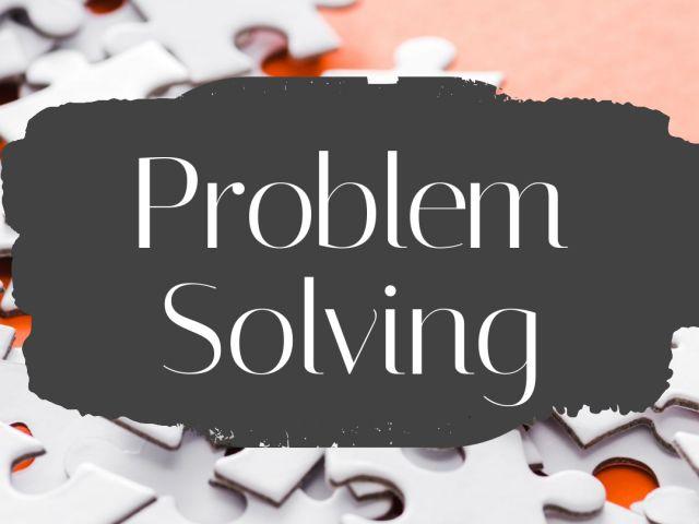 ProblemSolving Feature